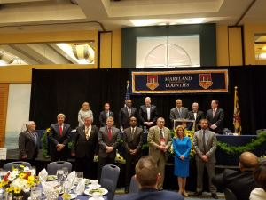 MACO Installation of Officers Photo