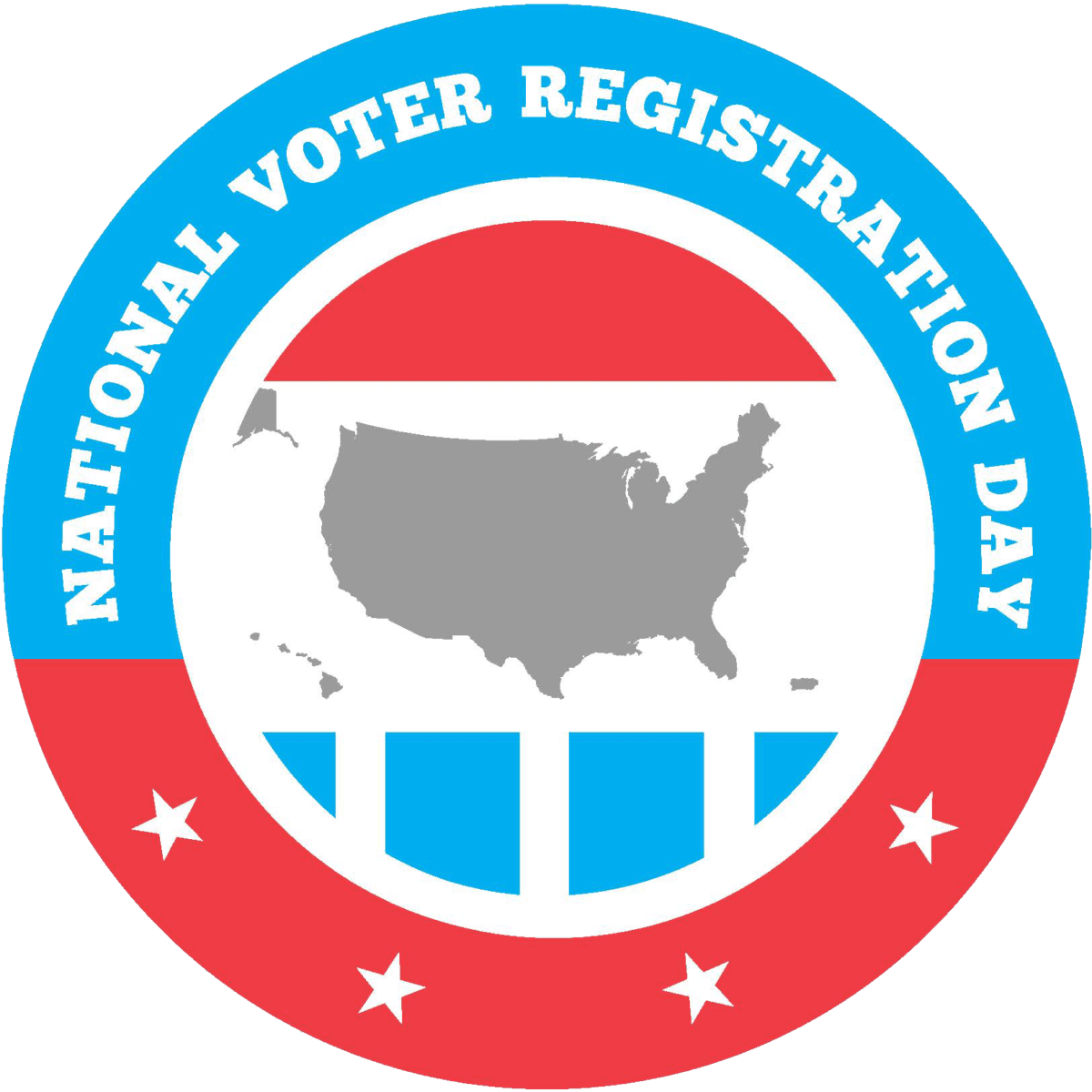 NationalVoterRegistrationDayLogo