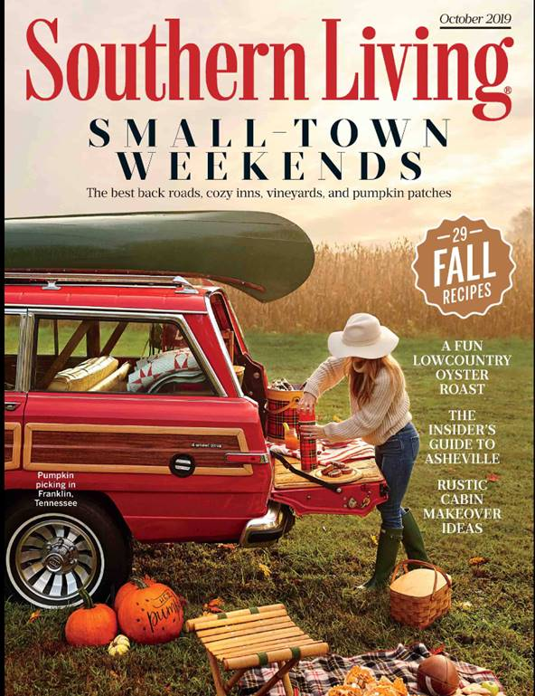 Southern Living Cover Image