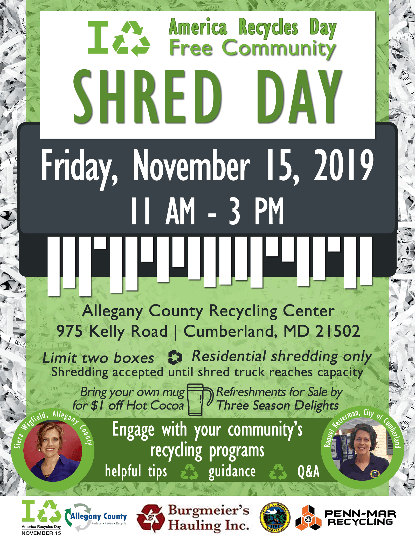 2019 Shred event_