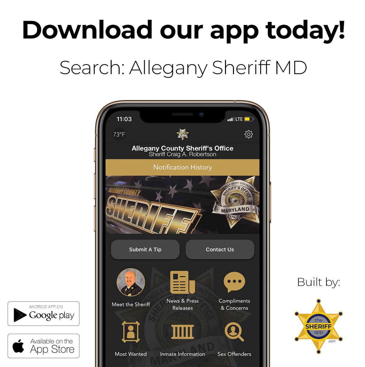 DownloadSheriffAppImage