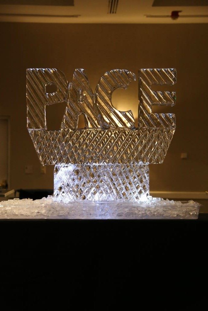 Pace 2017 Ice Sculpture