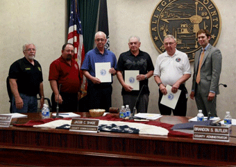 Westernport-Elected-Officials-Honored-May-2018