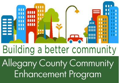 Image Allegany County Community Enhancement Program Guidelines